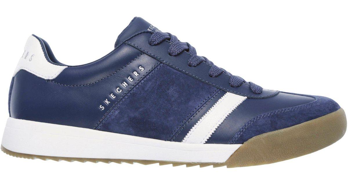 792b5c140c3a Skechers Blue Zinger - Scobie for men
