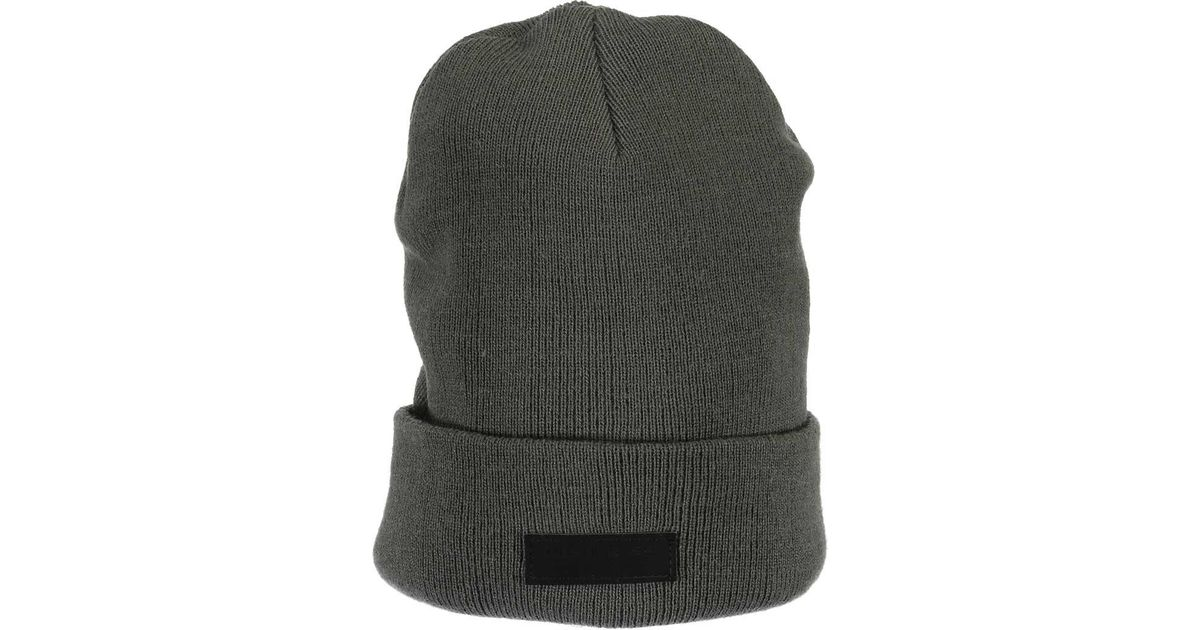 ... Lyst - Obermeyer Foldover Knit Hat in Black for Men quality design  4b255 33a1b ... 20338df65056