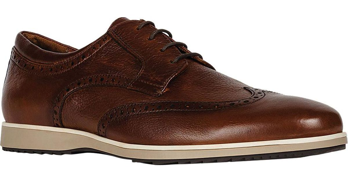 Geox Mens MBRAYDEN2FIT1 Oxford