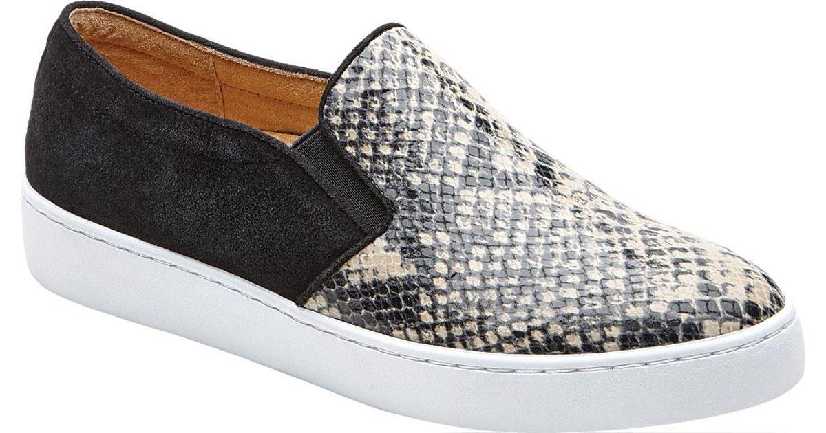 37a065d471862 Lyst - Vionic Splendid Slip-on Sneaker in Black - Save 43%