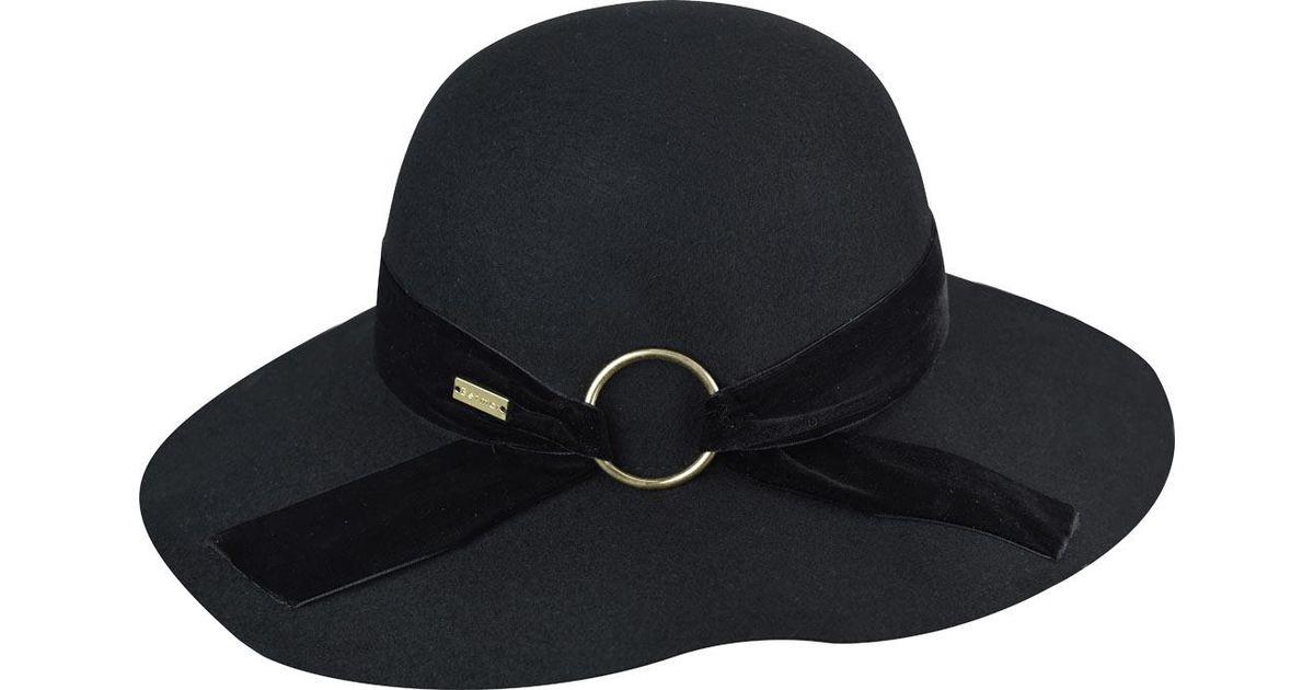2832ea207 Betmar Black Wharton Floppy Hat