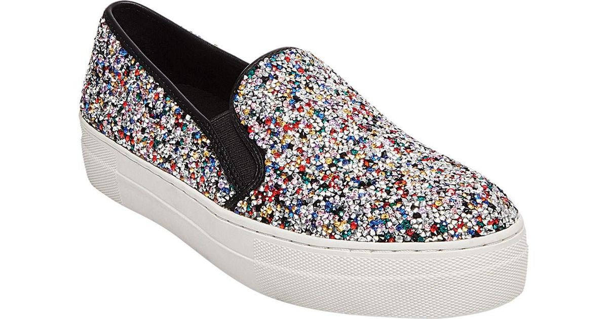 a52c0c28aa5 Steve Madden Multicolor Gracious Slip-on Sneaker