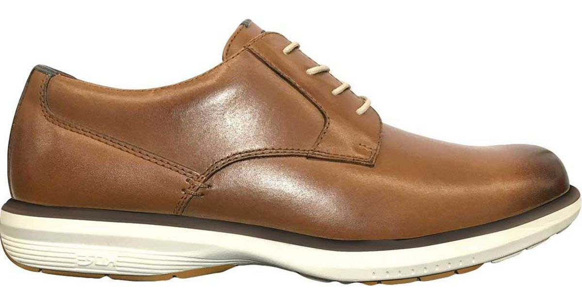342ab13c4 Nunn Bush Marvin Street Plain Toe Oxford for Men - Lyst