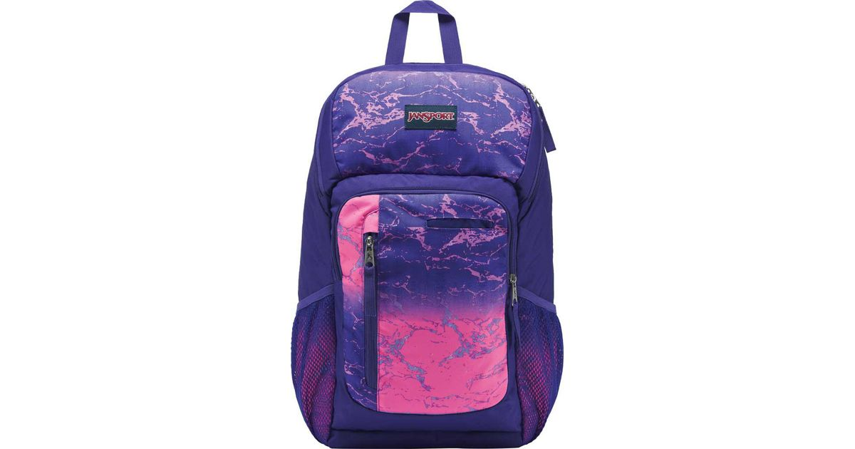 modern techniques superior materials fast color Jansport - Purple Impulse Backpack - Lyst