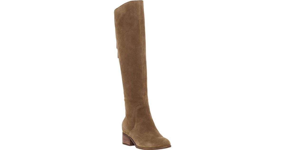 1f65dfd7699 Lyst - Lucky Brand Lanesha Knee High Boot in Brown