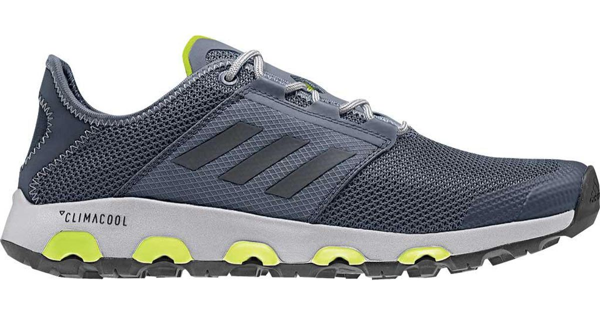 Lyst - adidas Terrex Climacool Voyager Boat Sneaker in Gray for Men c22b91c1a5a62