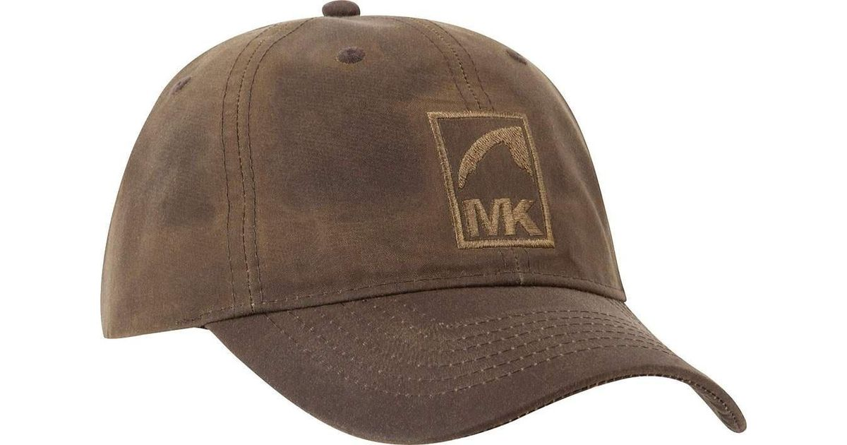 Lyst - Mountain Khakis Waxed Cotton Baseball Cap in Brown for Men e0bed764fb6