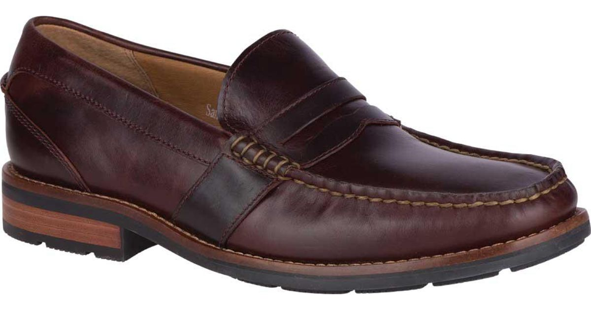 f41a8ed0c8d Lyst - Sperry Top-Sider Essex Penny Loafer for Men - Save 1%