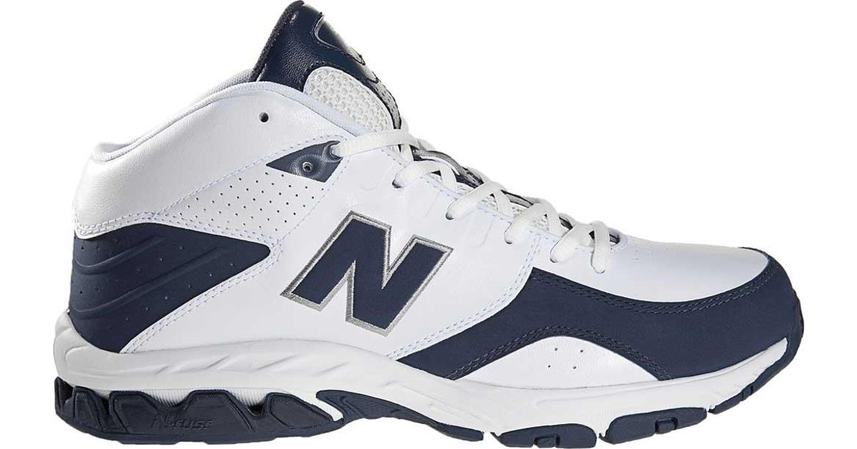 New Balance Synthetic Bb581 in White