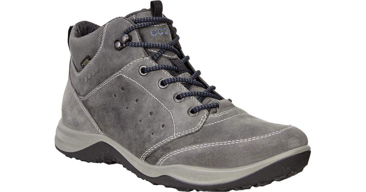 1e46ae75 Ecco Gray Espinho Mid Gore-tex Boot for men