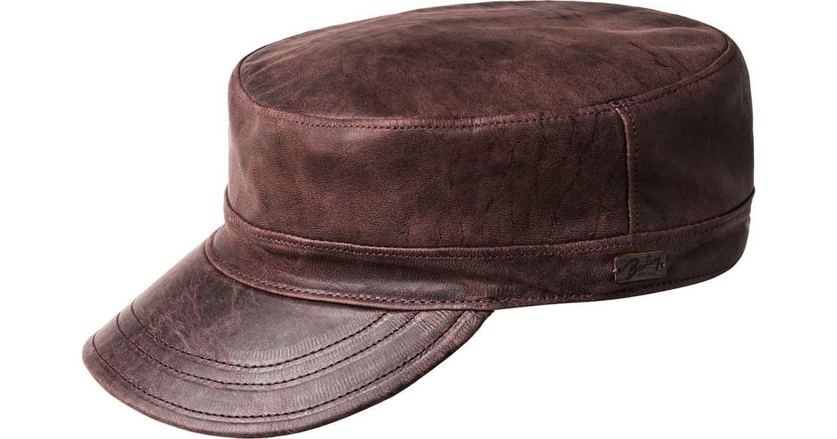 Lyst - Bailey of Hollywood Falconer Ear Muff Hat 25142 in Brown for Men 96c773c7f4b4