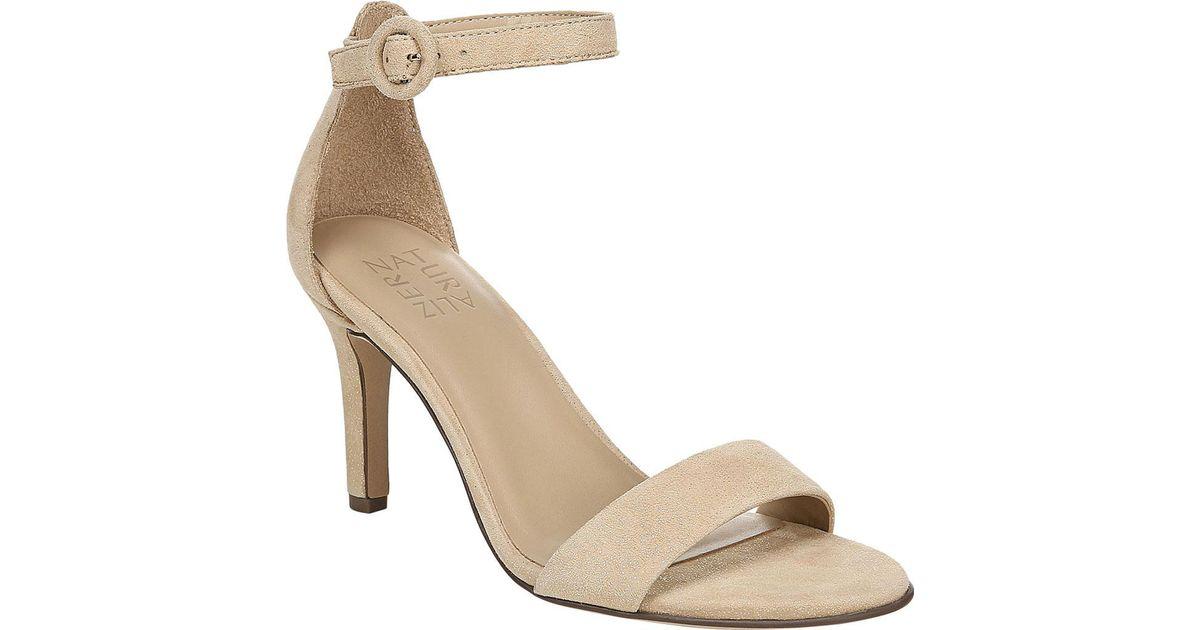 01834404a1c Naturalizer - Natural Kinsley Ankle Strap Sandal - Lyst