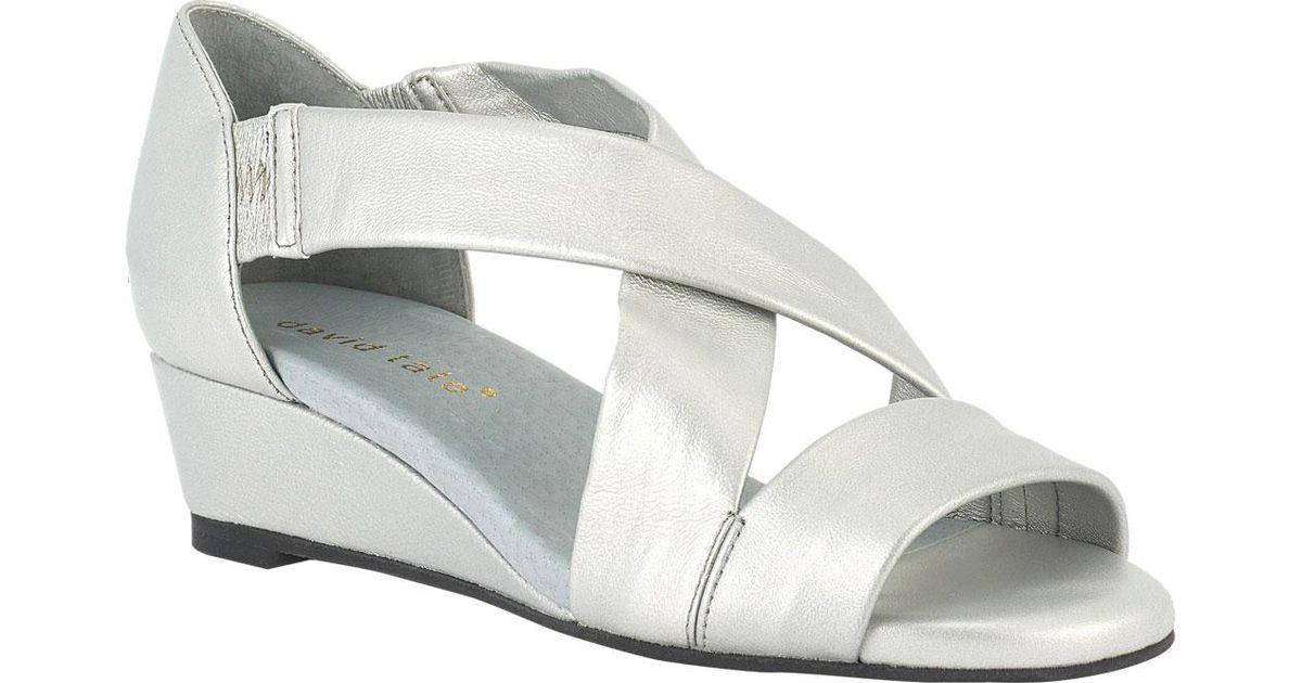 David Tate Swell Wedge Sandal