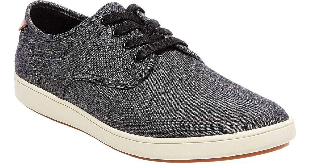 9a04d03b1e8 Steve Madden Black Fenta Sneaker for men