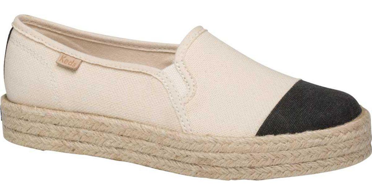 2f94ccd7e0 Keds Natural X Design Love Fest Triple Decker Slip-on Sneaker