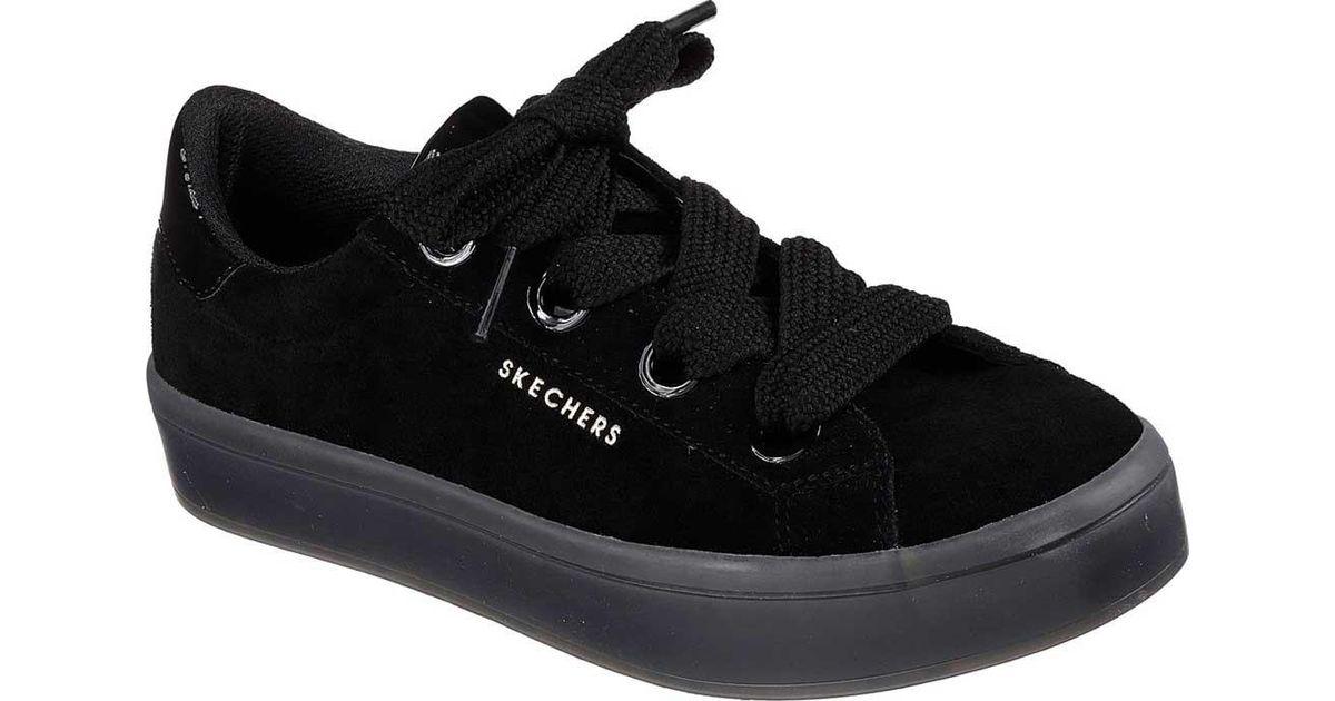 Skechers Hi-lites Suede City Sneaker in