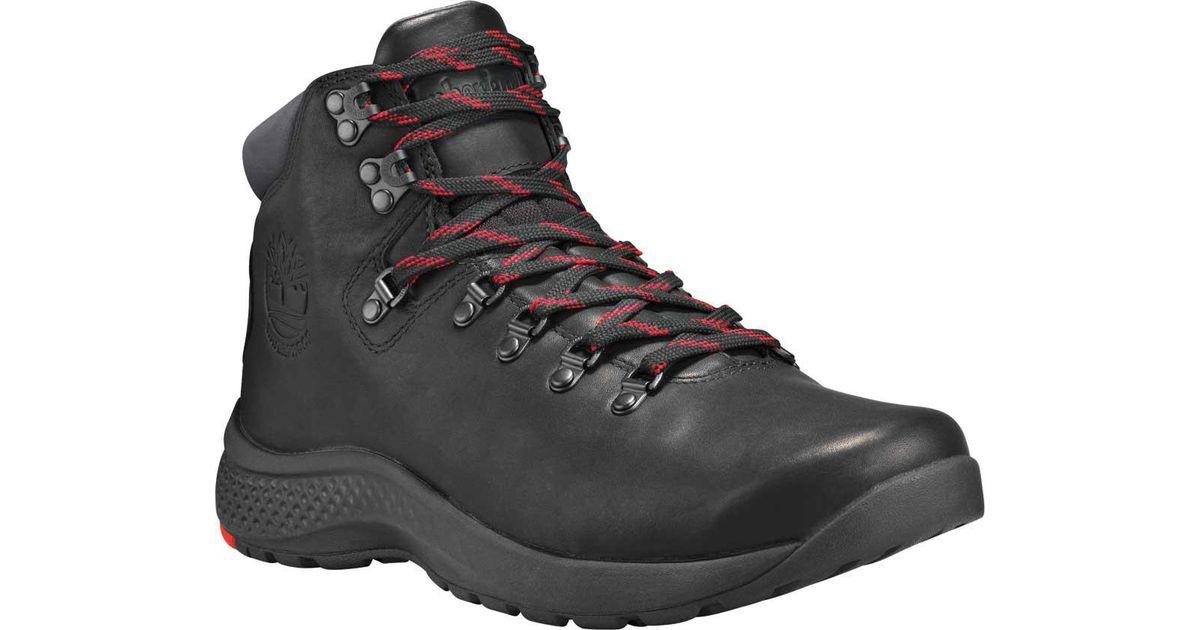 bb12fdb3b39 Timberland Black 1978 Aerocore Hiker Waterproof Boot for men