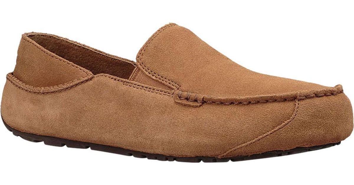 Ugg Brown Upshaw Loafer for men