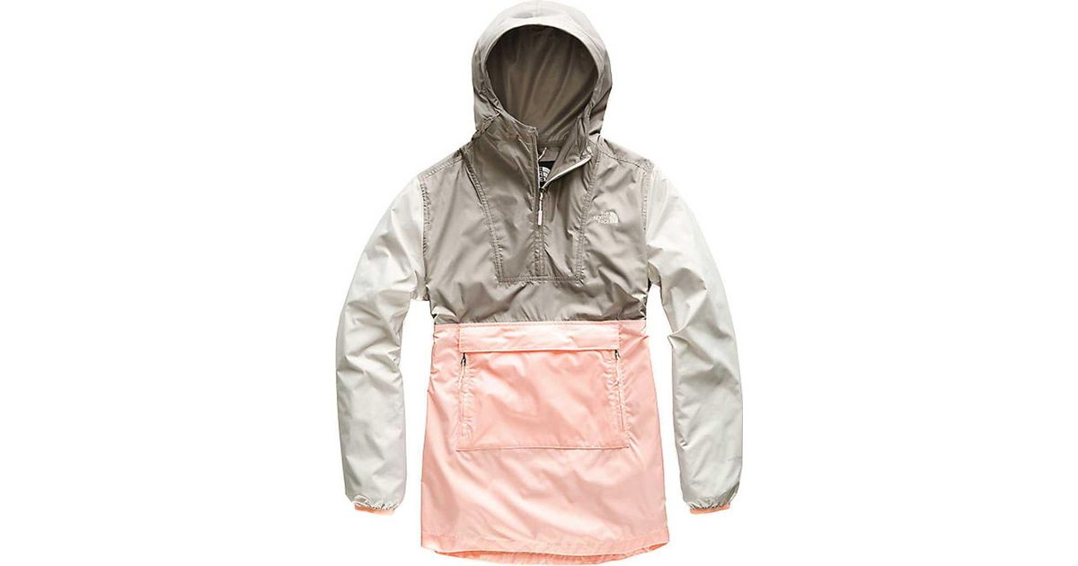 74520a18fe5 The North Face Fanorak Pullover Anorak Jacket - Lyst
