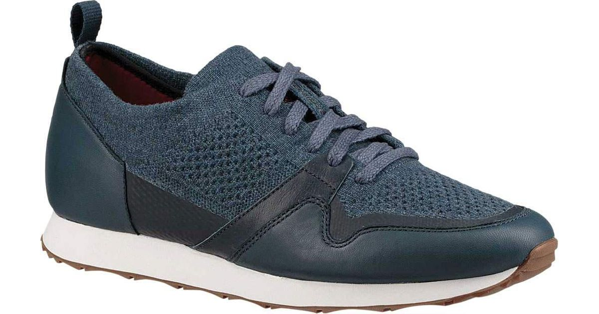 aeee245e23f Ugg - Blue Trigo Hyperweave Sneaker for Men - Lyst