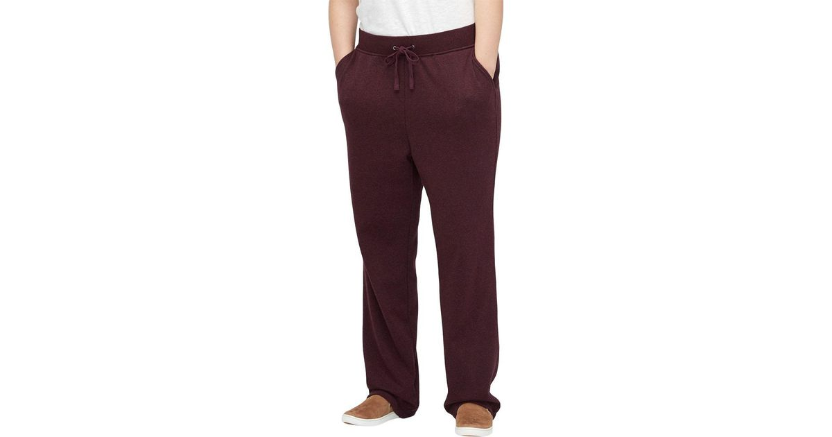 9161a7177e4eb Lyst - UGG Penny Plus Pant in Purple