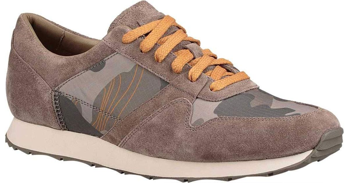 6ef2018f0ba Ugg Multicolor Trigo Camo Sneaker for men