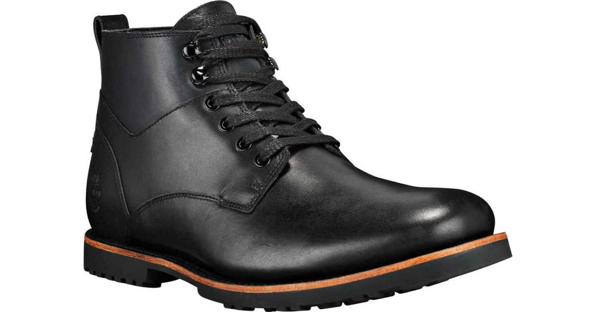 c0de27a5e2b Timberland Black Kendrick Chukka Waterproof Boot for men