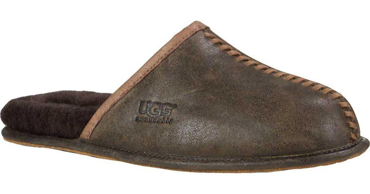 03f2552f9da Ugg - Multicolor Scuff Deco Slipper for Men - Lyst