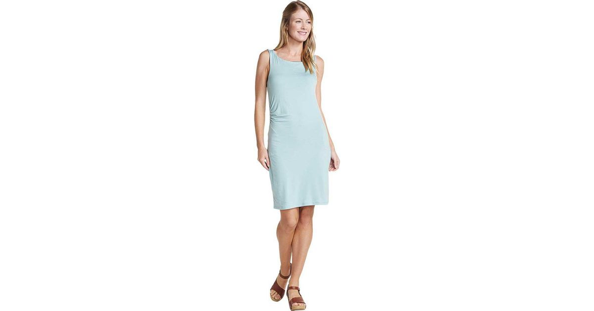5afc617282b Lyst - Toad&Co Mirror Reversible Dress in Blue