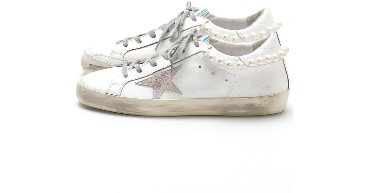 Golden Goose Deluxe Brand Leather