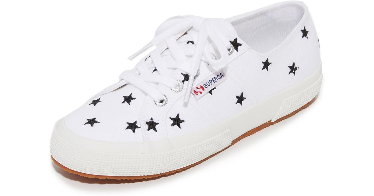 2750 Embroidered Cotu Sneakers in White