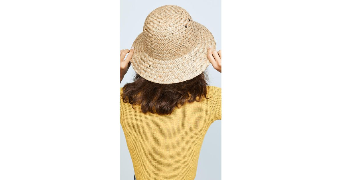 Lyst - Brixton Kennedy Hat 90a8e53cc21