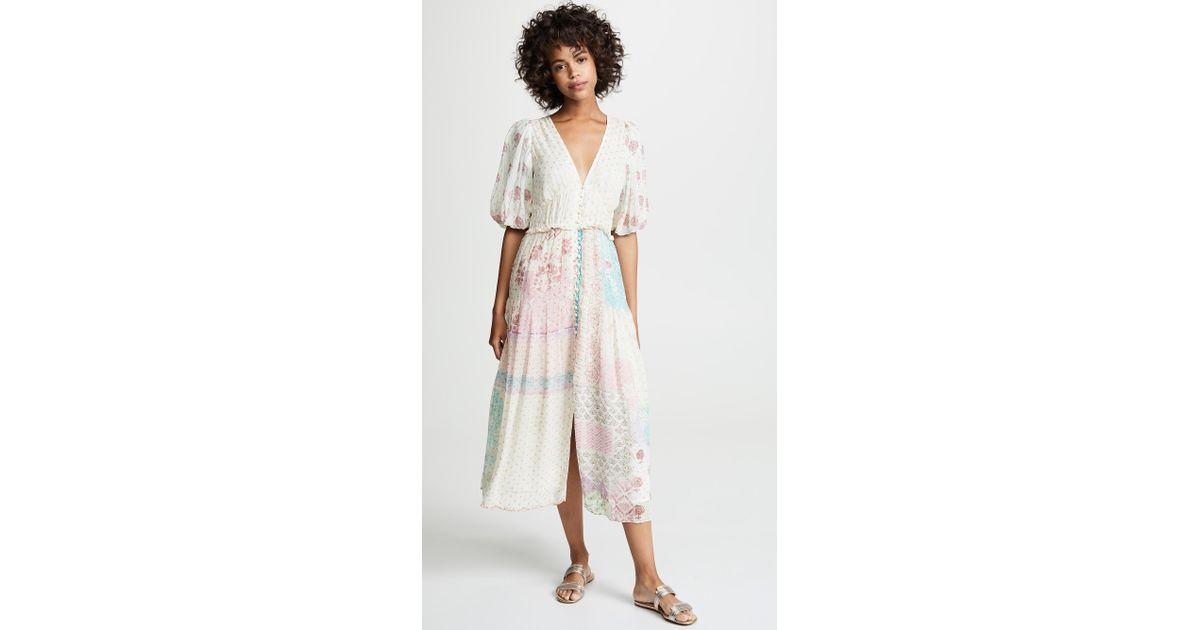 fd0649e65692 Hemant & Nandita Cover-up Maxi Dress - Save 30% - Lyst