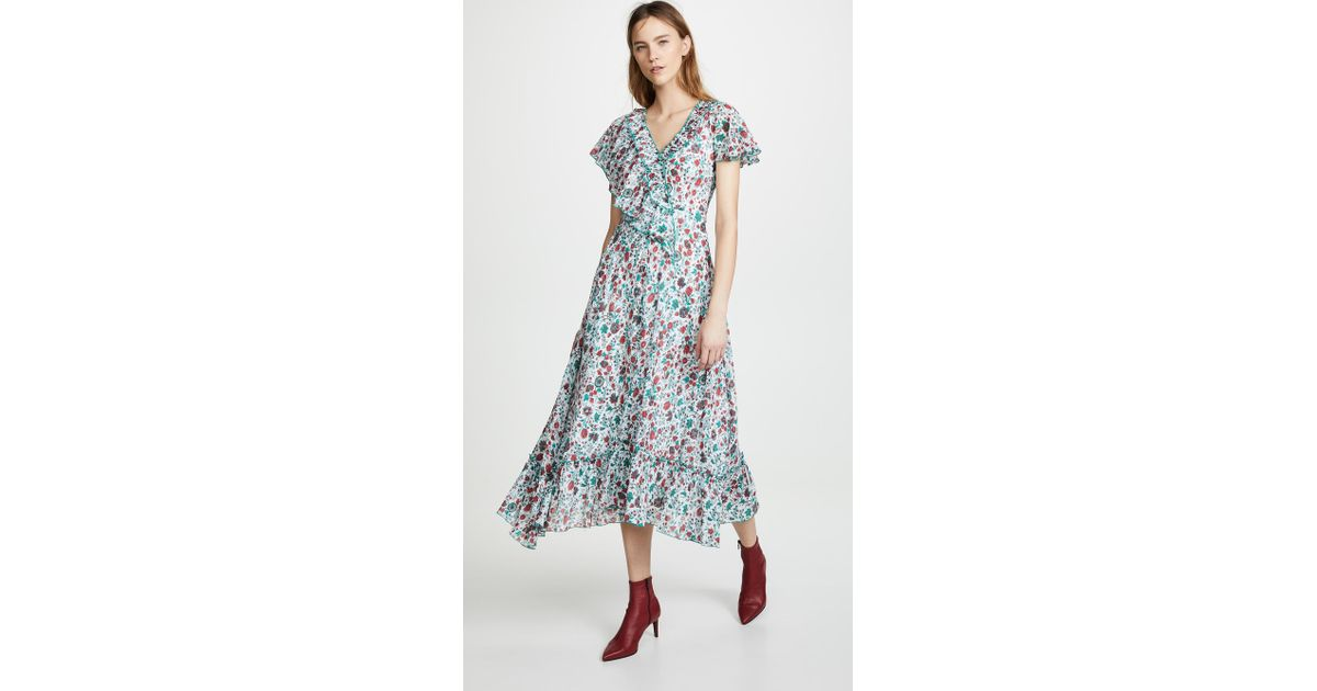 Lyst - Antik Batik Lally Dress in Blue bba79213a