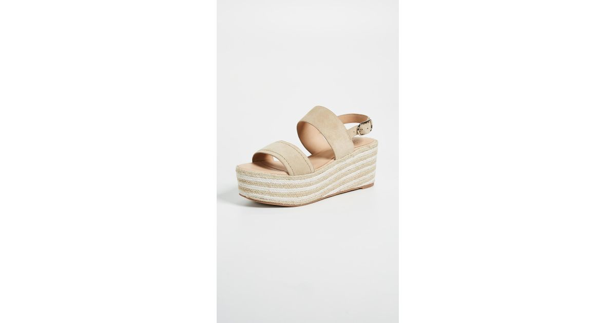 d2cf423cb7c Joie Multicolor Galicia Two Band Wedges