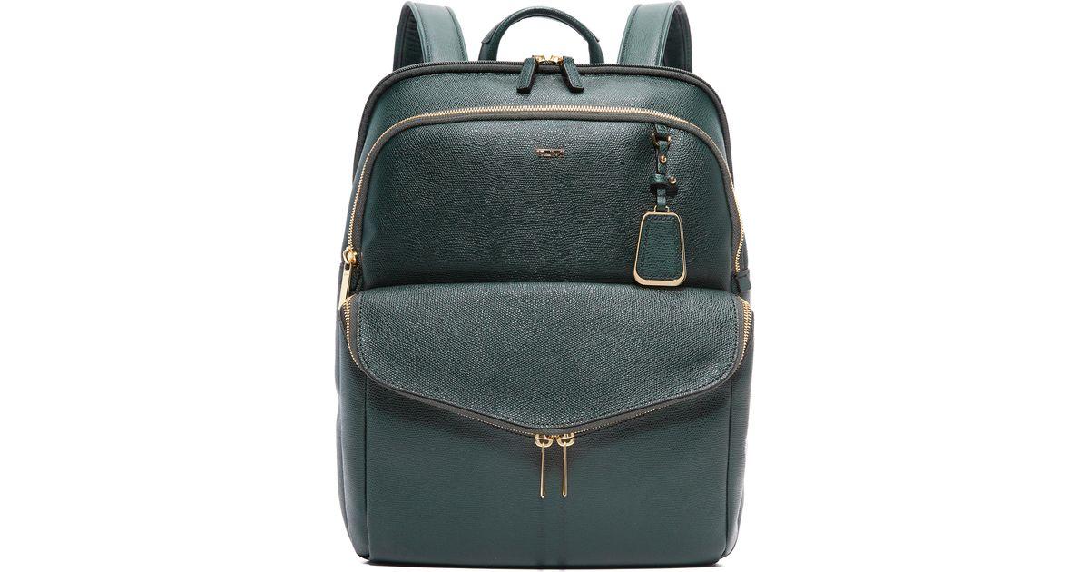 cf017e7aa3d Lyst - Tumi Harlow Backpack
