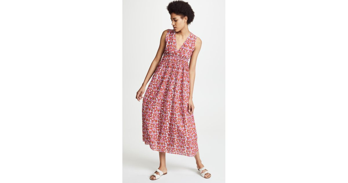Lyst - Roberta Roller Rabbit Joana Lune Dress in Pink