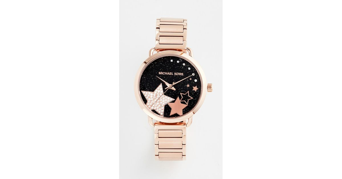 Michael Kors Celestial Portia Watch b63cfa43666d