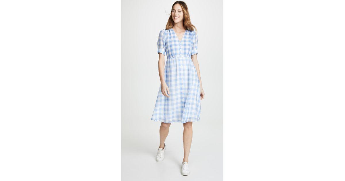 c6dc6f4c036b Capulet Tally Dress in Blue - Lyst