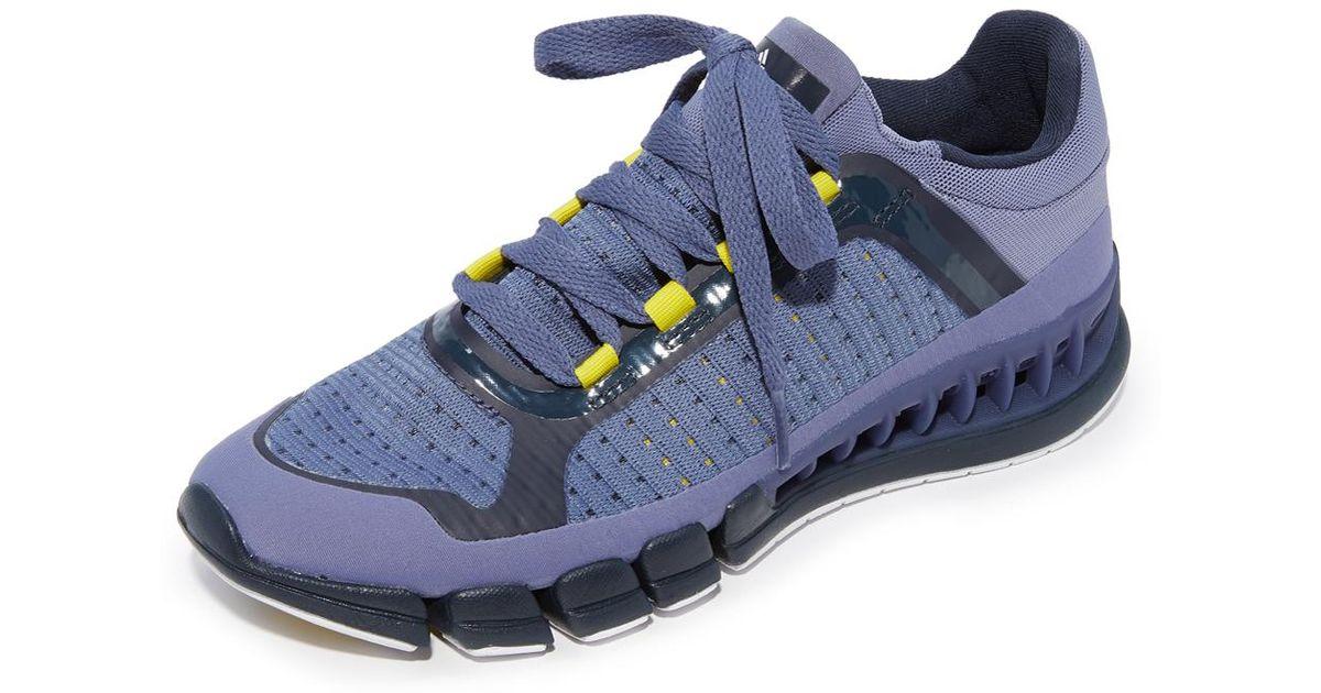 Adidas by Stella McCartney CC Lyst revolución W zapatillas en azul