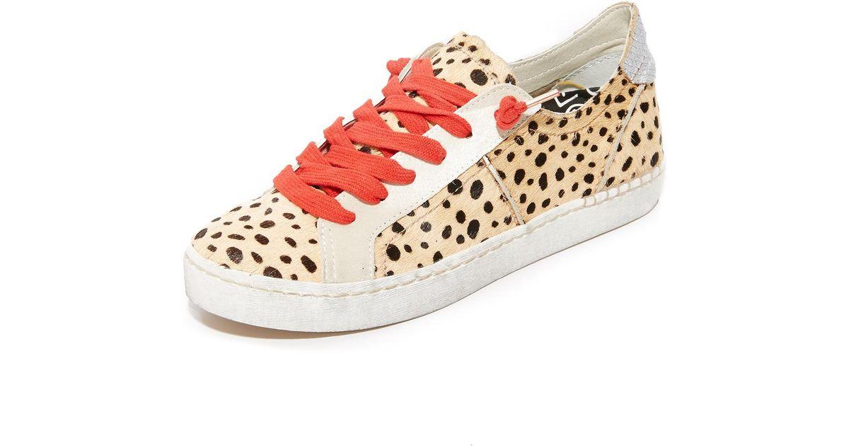 Zalen Haircalf Sneakers - Lyst