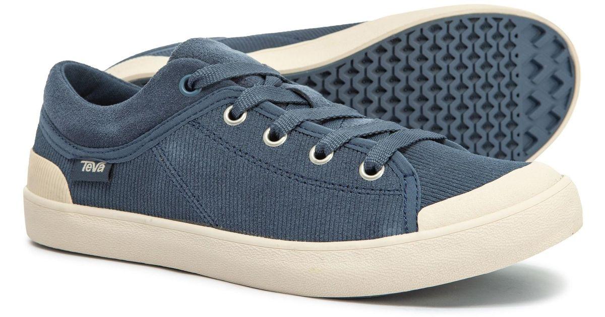 Teva Freewheel Corduroy Shoe in Vintage