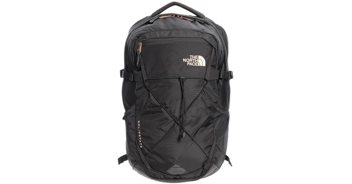 dec7dcb9a The North Face Black Solid State 25l Backpack (for Women)