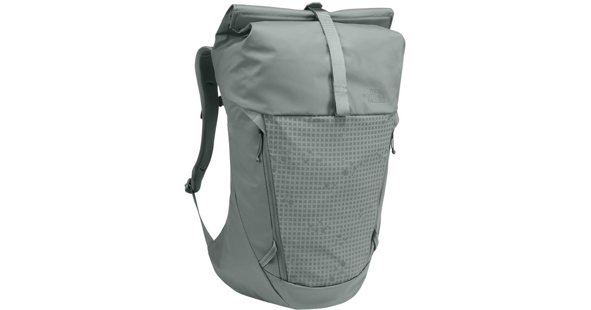 e0c8fb90a The North Face - Gray Rovara 27l Backpack for Men - Lyst