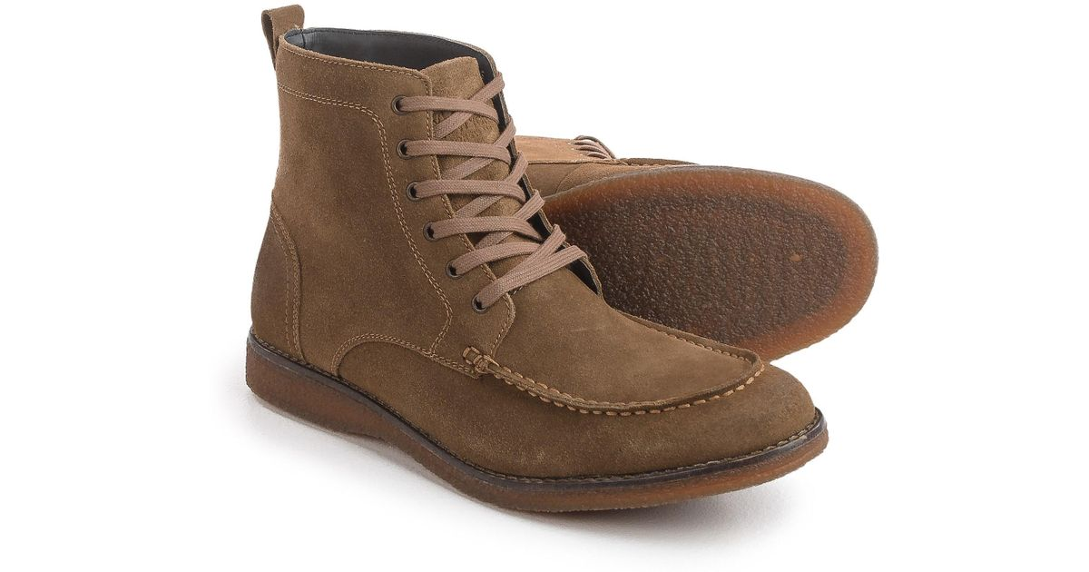 Andrew Marc Brown Marc New York By Borden Boots for men