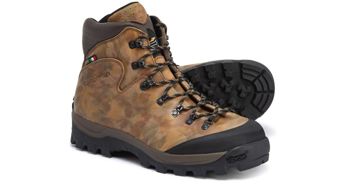 92bd4839fee Zamberlan Multicolor Made In Italy Haka Gore-tex(r) Rr Hunting Boots for men