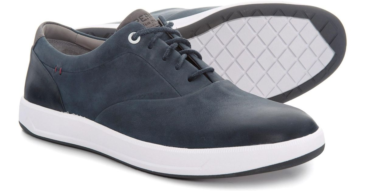 bf08be62387d Lyst - Sperry Top-Sider Gold Cup Richfield Cvo Sneakers in Blue for Men