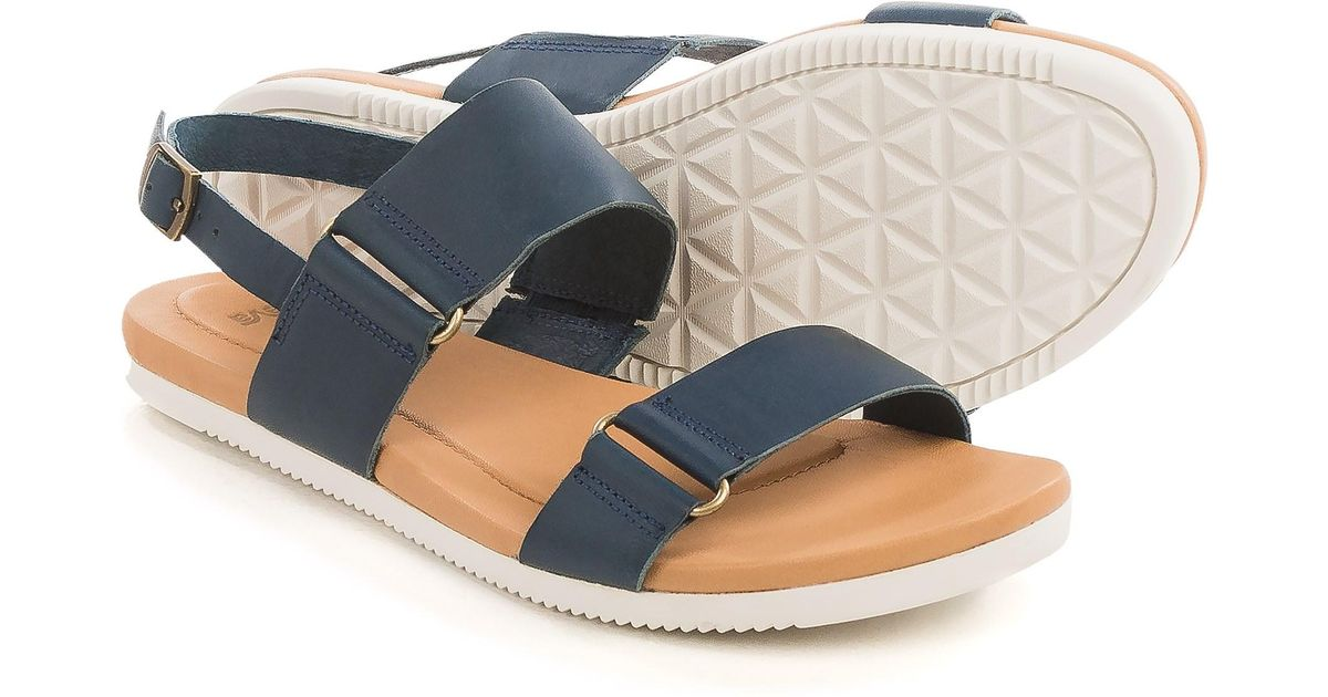 f2f57bf6058c Lyst - Teva Avalina Sandals in Blue