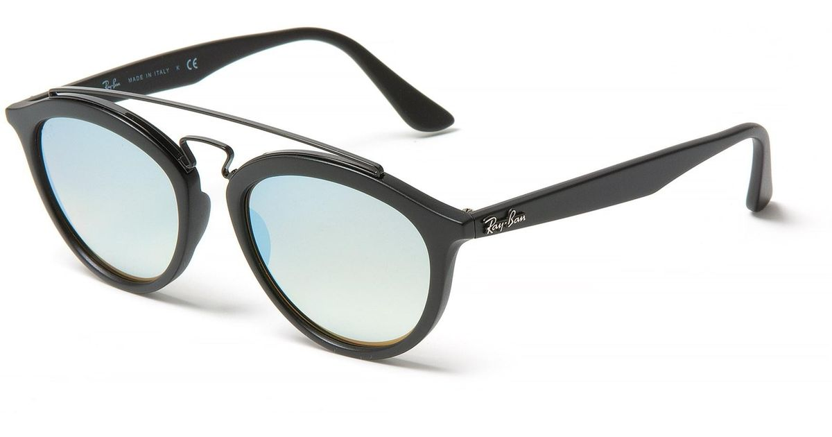 8d7dce1350 Lyst - Ray-Ban Rb4257 New Gatsby Ii Sunglasses in Black