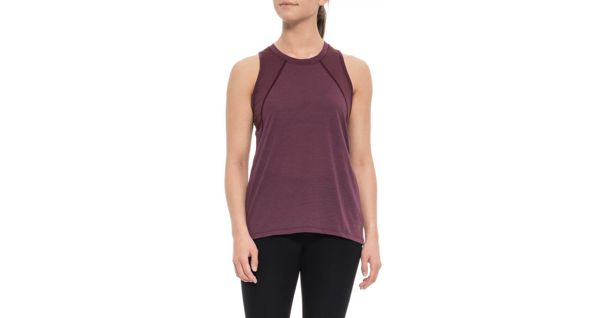 7ad3763e0 The North Face Purple Reactor Tank Top (for Women)